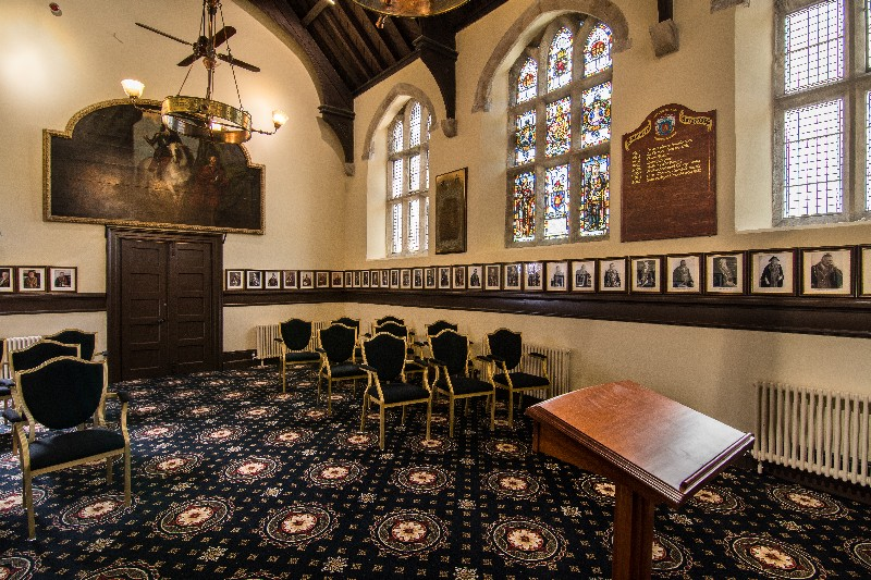 Launceston Guildhall Talk