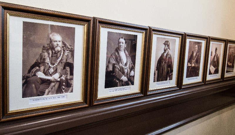 Launceston Town Council Past Mayors
