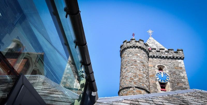 Launceston Town Hall Clock Tower