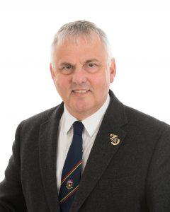 Councillor John Harris