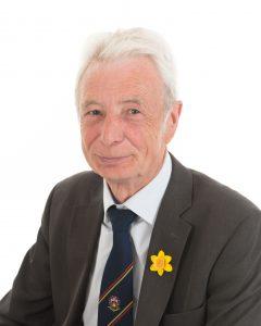 Councillor Brian Hogan
