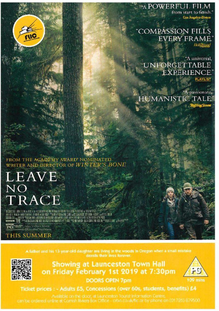 flic leave no trace